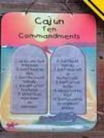Cajun10commands